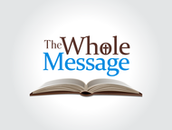 The Whole Message Logo - Entry #21