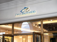 Two Brothers Roadhouse Logo - Entry #60