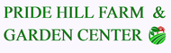 Pride Hill Farm & Garden Center Logo - Entry #135