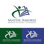 Mater Amoris Montessori School Logo - Entry #557