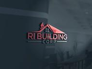 RI Building Corp Logo - Entry #383