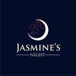 Jasmine's Night Logo - Entry #72