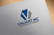 Valiant Inc. Logo - Entry #275