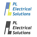 P L Electrical solutions Ltd Logo - Entry #14