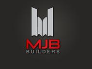 MJB BUILDERS Logo - Entry #62