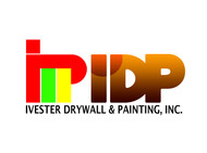 IVESTER DRYWALL & PAINTING, INC. Logo - Entry #161