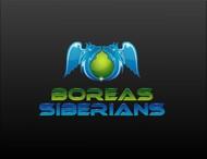 Siberian Husky Logo - Entry #7