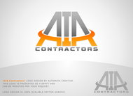 AIA CONTRACTORS Logo - Entry #18