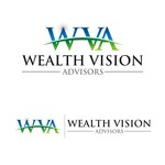 Wealth Vision Advisors Logo - Entry #228