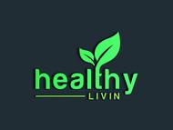 Healthy Livin Logo - Entry #676