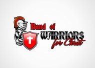Band of Warriors For Christ Logo - Entry #4