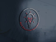 BLC Electrical Solutions Logo - Entry #355