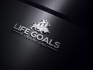 Life Goals Financial Logo - Entry #178