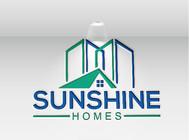 Sunshine Homes Logo - Entry #524