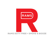 Rams Duty Free + Smoke & Booze Logo - Entry #202