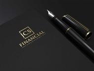 jcs financial solutions Logo - Entry #463