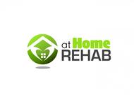 At Home Rehab Logo - Entry #51