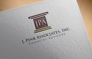 J. Pink Associates, Inc., Financial Advisors Logo - Entry #312