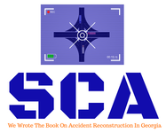 Sturdivan Collision Analyisis.  SCA Logo - Entry #157
