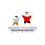 Growing Little Minds Early Learning Center or Growing Little Minds Logo - Entry #119