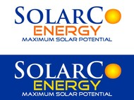 SolarCo Energy Logo - Entry #21
