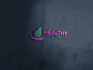 Healthy Livin Logo - Entry #401