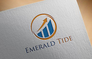 Emerald Tide Financial Logo - Entry #189