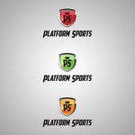 "Platform Sports "" Equipping the leaders of tomorrow for Greatness."" Logo - Entry #28"