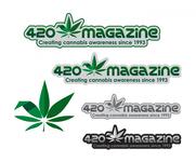 420 Magazine Logo Contest - Entry #28