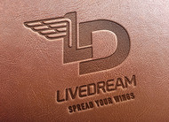 LiveDream Apparel Logo - Entry #476