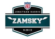 JHZ (initials for Jonathan Harris Zamsky) Logo - Entry #26