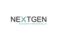 NextGen Accounting & Tax LLC Logo - Entry #597