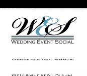 Wedding Event Social Logo - Entry #25