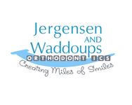 Jergensen and Waddoups Orthodontics Logo - Entry #61