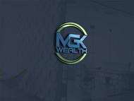 MGK Wealth Logo - Entry #193