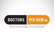 Doctors per Diem Inc Logo - Entry #85
