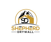 Shepherd Drywall Logo - Entry #211
