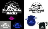 North Pole Rocks Logo - Entry #10