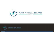Perry Physical Therapy, Inc. Logo - Entry #3