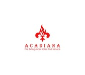 Acadiana Fire Extinguisher Sales and Service Logo - Entry #258