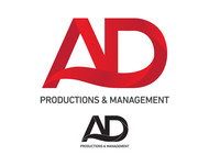 Corporate Logo Design 'AD Productions & Management' - Entry #35