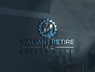 Valiant Retire Inc. Logo - Entry #171