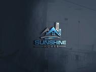Sunshine Homes Logo - Entry #561