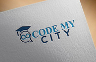Code My City Logo - Entry #45