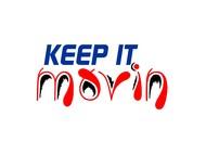 Keep It Movin Logo - Entry #14