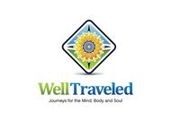 Well Traveled Logo - Entry #3