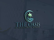 The Oasis @ Marcantel Manor Logo - Entry #94