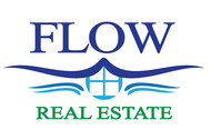Flow Real Estate Logo - Entry #79
