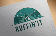 Ruffin'It Logo - Entry #7