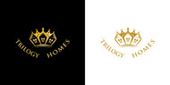 TRILOGY HOMES Logo - Entry #186
